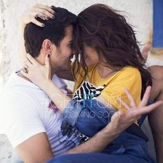 Ayesha Omar and Sikander Rizvi's photoshoot for Pepe Jeans | Style.Pk