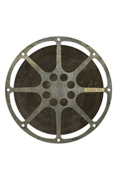 SPICHER AND COMPANY 'Film Reel' Vintage Look Wall Art available at #Nordstrom