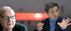 Thanks to Al Gore & Maurice Strong only sun in China is a digital one / United Nations climate chief Christiana Figueres: Democracy is a poor political system for fighting global warming, Communist China is the best model