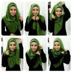 Simple Everyday Hijab Tutorial For A Modest Look