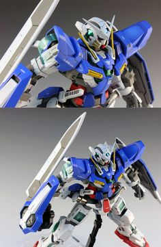 14de0ad5b57 Custom Build  1 60 Gundam Exia  Detailed  - Gundam Kits Collection News and  Reviews