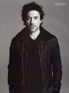 RDJ has gotten more attractive with age.