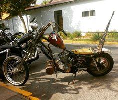 Hippy Bike