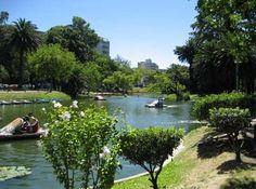 Parque Rodo, Montevideo. Uruguay´s amusement park.
