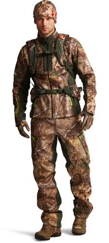 ColdGear Infrared Ridge Reaper Soft Shell Jacket
