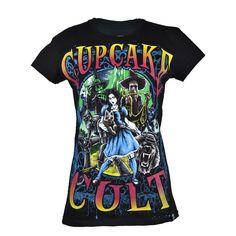 Cupcake Cult - Ozz T-Shirt
