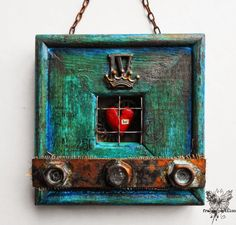 france papillon: Just be... for Mixed Media Place