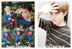 Hottest Absolutely Free Baby technology Suggestions , NCT Recreates Childhood Photos For Children& Day Nct 127, Nct Dream Chenle, Nct Chenle, Childhood Photos, Fandom, Jisung Nct, Nct Taeyong, Na Jaemin, Child Day