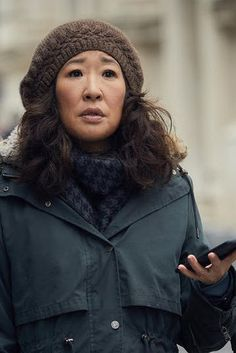 Sandra Oh Makes History as the First Asian Actress Nominated for an Emmy in Lead Actress in a Drama