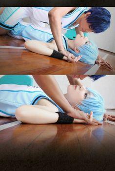 Tetsu...deja a Kagami y vente conmigo...