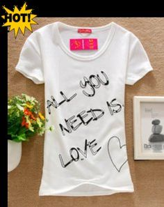 #fromustoyou.bigcartel.com                          #love                     #fromustoyou #Need #Love  fromustoyou � All You Need is Love tee                                        http://www.seapai.com/product.aspx?PID=551955