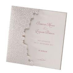 """Einladungskarten Einladungskarte """"Marlena"""" weddix"""