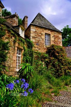 Jardins de Kerdalo (Trédarzec, Côtes d'Armor)