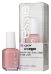 Essie grow stronger! Addicted