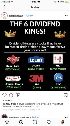 Financial Quotes, Financial Tips, Dividend Investing, Investment Tips, Business Money, Budgeting Finances, Investing Money, How To Get Money, Money Management