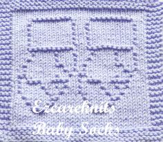 208 Best Baby Washcloth Knitting Patterns Images In 2019 Baby