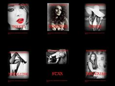 Kiss and Tell: Encounters of a Prostitute Vol. 1-6  Vixen - LIVE Diamond - LIVE Candy - LIVE Madeline - LIVE  Star - Coming soon Asterisk - Coming soon   http://amzn.to/1cwA09k