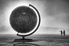 Lost and Found - amazing pictures from Burning Man event