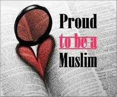 proud to be a moslim