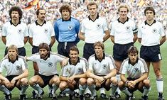 1982 world cup Germany squad