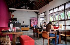 Kue Cafe - Ubud Bali, Indosesia