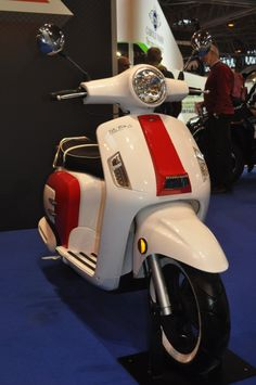 WK BELLISSIMA 125 scooter