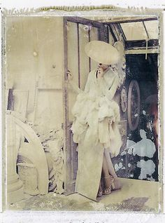 La fille en plâtre VII, 2009 - Cathleen Naundorf