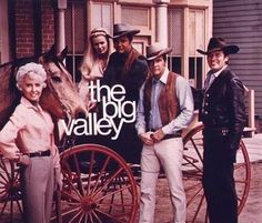 The Big Valley - 1965-1969. One of my favorites when I was young. Must have been watching reruns then...