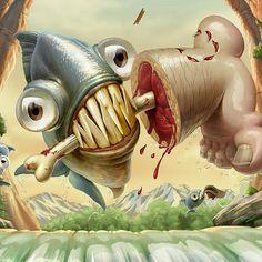 Illustration by Oscar Ramos.