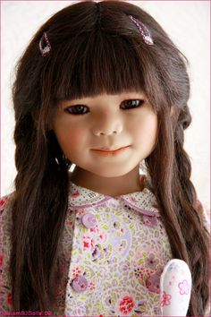 cute smile #dolls