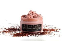 African Rooibos & Acai FACIAL MASK by BellaromaBoutique on Etsy, $13.50