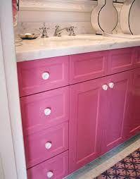 pink bathroom vanity - Google Search