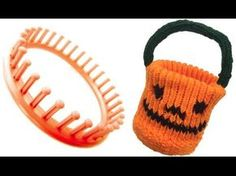 Round Loom Knitting, Spool Knitting, Loom Knitting Projects, Loom Knitting Patterns, Finger Knitting, Free Knitting, Knitting Ideas, Loom Yarn, Loom Weaving