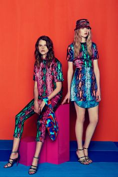 House of Holland | Resort 2015 Collection | Style.com