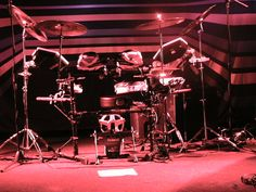 pseudo echo drum kit