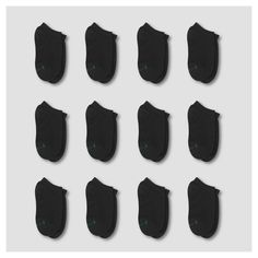 57b1e87a7a681 Boys  Hanes Red Label Athletic Socks - Black S