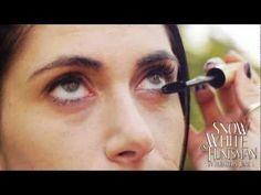Kristen Stewart Makeup Tutorial - Snow White & the Huntsman