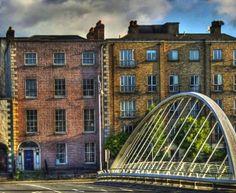 James Joyce Bridge | Dublin | Ireland