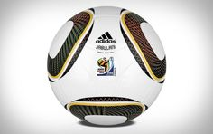 Adidas Jabulani World Cup Match Ball