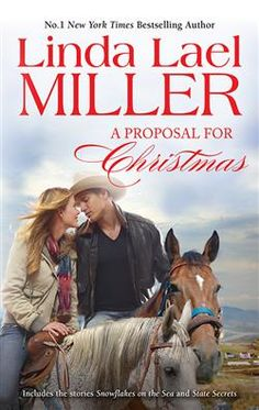 A Proposal for Christmas by Linda Lael Miller #cowboy #romance