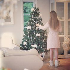 O, christmas tree  #christmas #2012 #white #christmas #fotballfrue |
