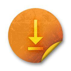 Last Down Arrow Icon #008903 » Icons Etc