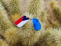 Crocky's Blue Crocs