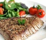 Grass-fed beef contains a cancer-fighting fat called CLA Sirloin Tip Roast, Sirloin Tips, Healthy Fats, Healthy Recipes, Candida Recipes, Grass Fed Beef, Roasted Garlic, Smoothie Recipes, Smoothies