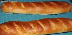 Baguettes viennoises(la recette parfaite!) - UneLiyaasDeBonnesChoses