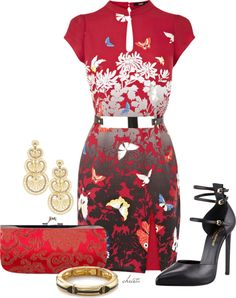 """""""Orient"""" by christa72 on Polyvore"""