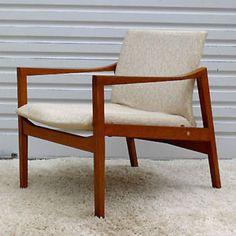 Vtg Mid Century Lounge Chair by Walter Nugent City of Toronto Toronto (GTA) image 1