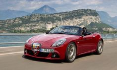 Fiat-Abarth Confirmed for Miata-Based Roadster, Alfa to Build Its Own Spider