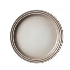 Le Creuset middagstallerken, Ø27 cm, nutmeg