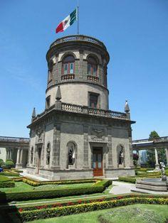 G. Castillo de chapultepec México